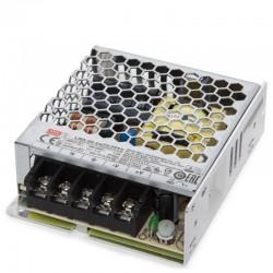 Transformador LED Meanwell 50W 230VAC/24VDC IP20