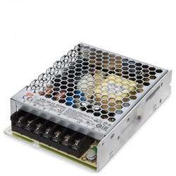 Transformador LED Meanwell 100W 230VAC/12VDC IP20