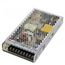 Transformador LED Meanwell 200W 230VAC/24VDC IP20