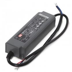 Transformador LED Meanwell 60W 230VAC/12VDC regulación 0-10V IP67