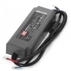 Transformador LED Meanwell 90W 230VAC/12VDC regulación 0-10V IP67