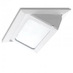Foco Downlight LED Rectangular Basculante SMD3030 30W 3300Lm 40.000H