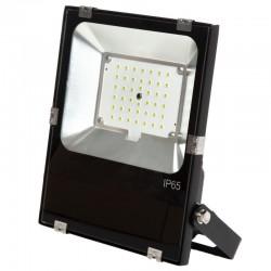 Proyector LED Slimline Lumileds 3030  30W 3600Lm IP65 50000H Regulable