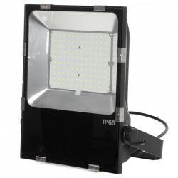 Proyector LED Slimline Lumileds 3030  100W 12000Lm IP65 50000H Regulable