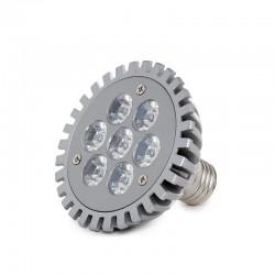 Bombilla de LEDs PAR30 E27 7W 680Lm 30.000H