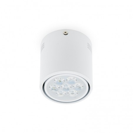 Foco Downlight  LED de Superficie Blanco 7W 700Lm 30.000H