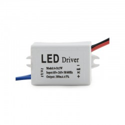 Foco Downlight  LED Ø98Mm 5W 370-400Lm 30.000H