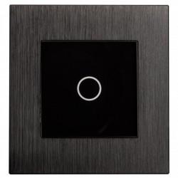 Dimmer Táctil Retroiluminado Negro ► 700W