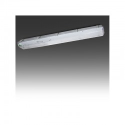 Equipo Estanco IP65 2 X Tubo LED 120Cm T8 ABS/Pc