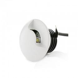 Foco Downlight  Empotrable LED Ø52Mm IP25 2W 30.000H Nova Circular