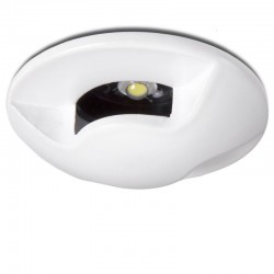 Foco Downlight  Empotrable LED Ø52Mm IP25 2W 30.000H Clara Circular