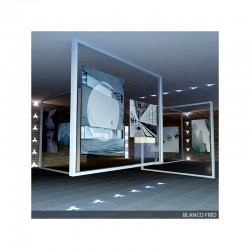 Foco Downlight  Empotrable LED Ø52Mm IP25 2W 30.000H Vivian Circular