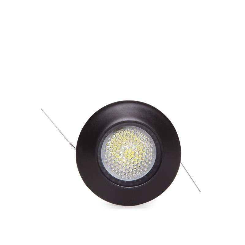 Luz Empotrable LED Ø36Mm 2W 30.000H Rosalie Circular