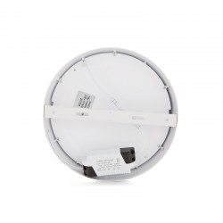 Plafón LED Circular Superficie Style 220Mm 18W 1440Lm 30.000H