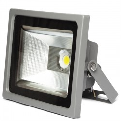 Foco Proyector LED IP65 Dimable Brico 30W 2550Lm 30.000H