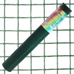 Malla Electrosoldada Plastificada Corral 13x13/ 60 cm....