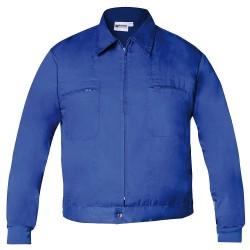 Chaqueta De Trabajo Azul Talla 66