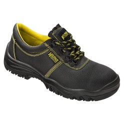 Zapatos Seguridad Piel Negra Wolfpack  Nº 42 (Par)