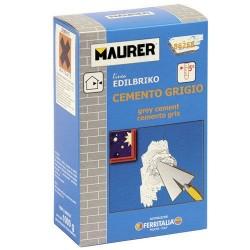 Edil Cemento Gris Maurer (Caja 5 kg.)