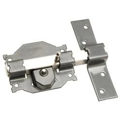 Cerrojo b-3 llave y pulsador pasador de 161mm cilindro...