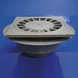 Caldereta Sifónica PVC T-86-V  20x20  110-90