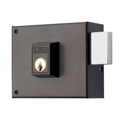 Cerradura Azbe  124-a/hp/ 8/ Derecha