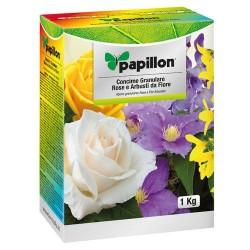 Abono Grano Papillon Rosas y Flores 1 Kg