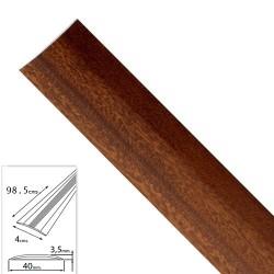 Tapajuntas Adhesivo Para Moquetas Aluminio Sapelli   98,5...