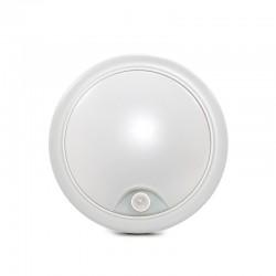 Plafón LED 24W 1920Lm IP65 Sensor PIR [SKYD-YCB1081-24W-W]