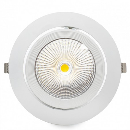 Downlight LED Orientable 40W 100Lm/ W UGR19 50000H