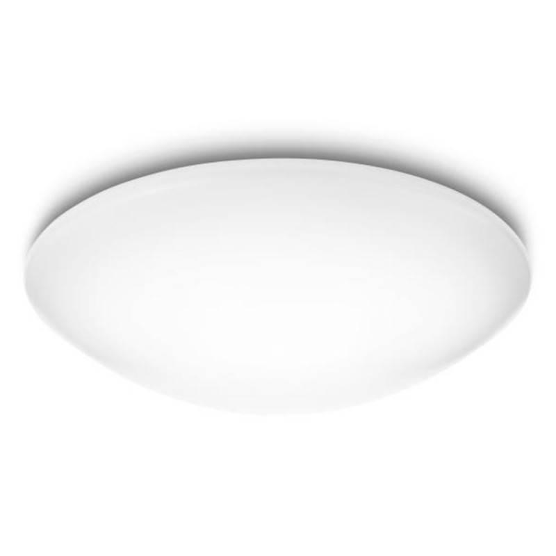 "Lámpara Techo \""Suede\"" Blanco LED 4 x 5,6W 2000Lm 6500k [PH-318033116]"
