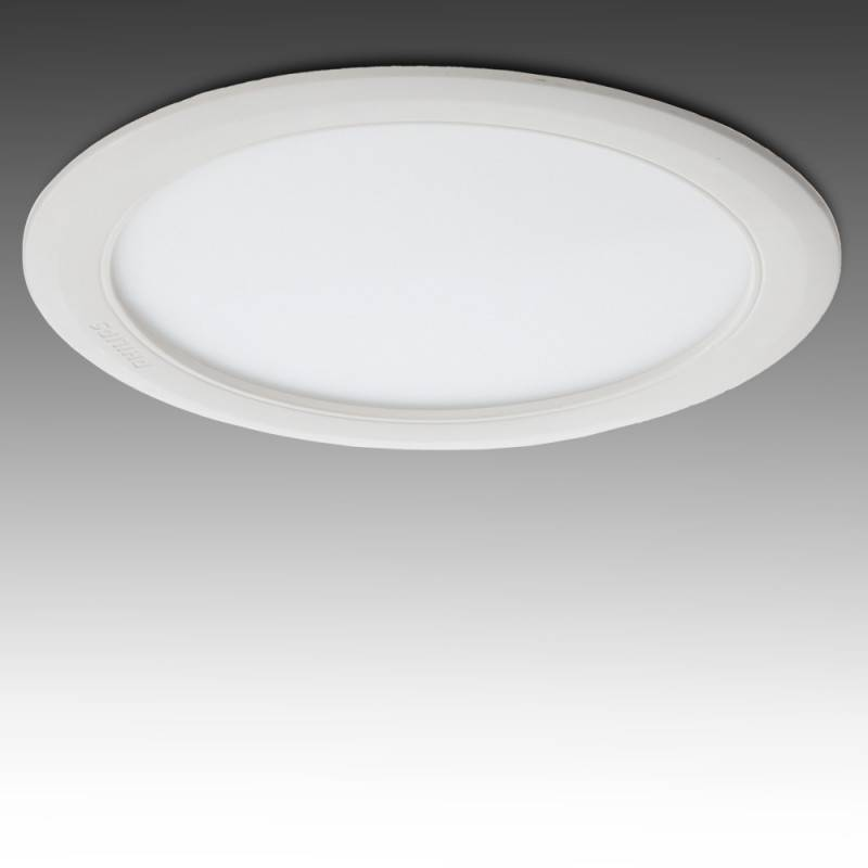 Downlight PHILIPS Marcasite Empotrable Blanco1x21W 240V