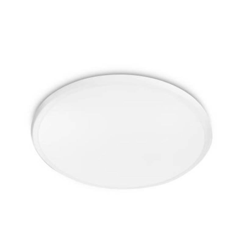 "Lámpara Techo \""Twirly\"" Blanco LED 17W 1700Lm 2700k [PH-318153116]"