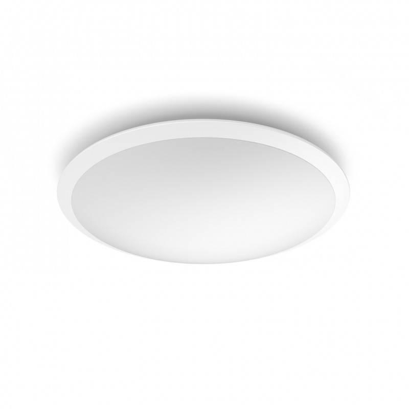 "Lámpara Techo \""Cavanal\"" Blanco LED 18W 1500Lm 2700k [PH-3280931P0]"
